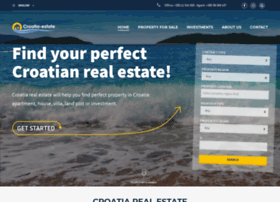 croatia-estate.com