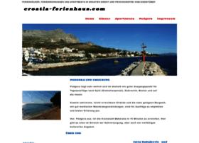 croatia-ferienhaus.com
