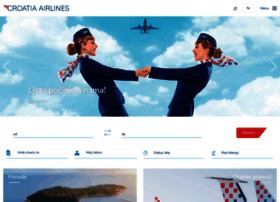 croatiaairlines.hr