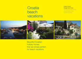 croatiabeachvacations.com