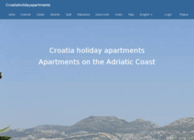 croatiaholidayapartments.com