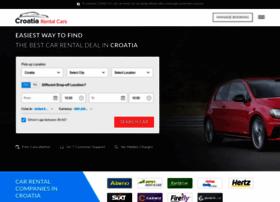 croatiarentalcars.com