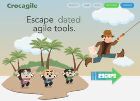 crocagile.com