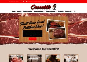 crocettis.com