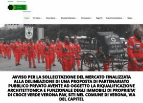 croceverdeverona.org