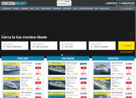 crocieraonline.com