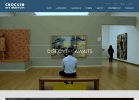 crockerartmuseum.org