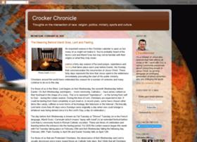 crockerchronicle.blogspot.com