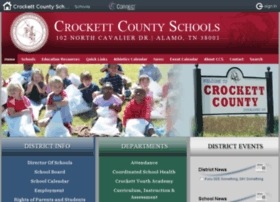 crockettcounty.schoolinsites.com
