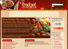 crockpoteasyrecipes.com