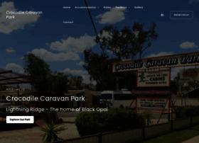 crocodilecaravanpark.com.au