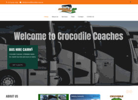 Crocodilecoaches.com.au