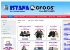 crocs.istanacrocs.com