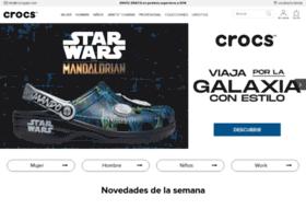 crocspain.com