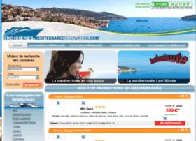 croisieresmediterraneereservation.com