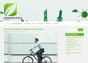croissance-verte.com
