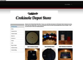 crokinoledepot.com