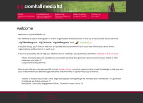 cromhallmedia.co.uk