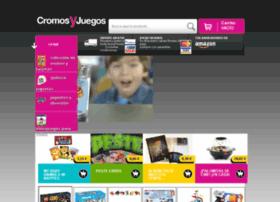 cromosyjuegos.com