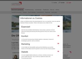 cronbank.de