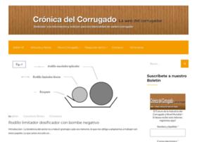 cronicadelcorrugado.com