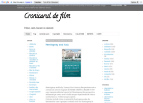 cronicarul.blogspot.com