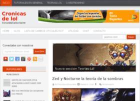 cronicasdelol.com.ar