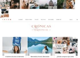 cronicasgermanicas.com