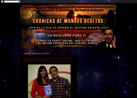 cronicasmundosocultos.blogspot.ca