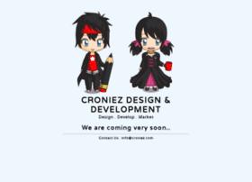 croniez.com
