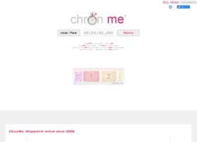 cronometro-online.chronme.com