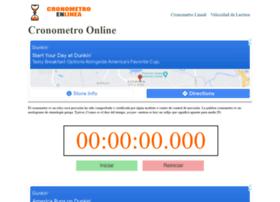 cronometroenlinea.com