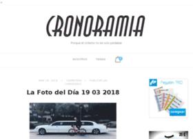 cronoramia.com
