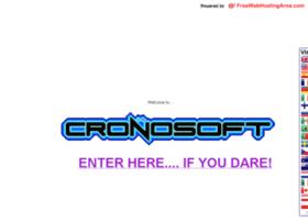 cronosoft.orgfree.com