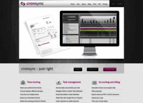 cronsync.com