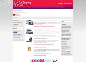 cronytradingltd.com