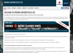 crooks-suzuki.co.uk