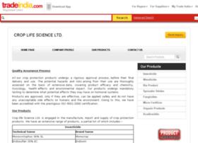 croplifescience.tradeindia.com