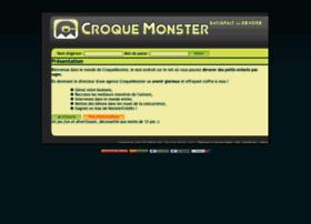 croquemonster.com
