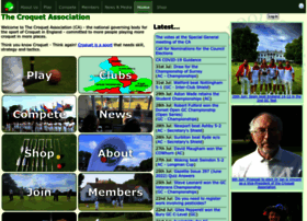 croquet.org.uk