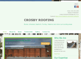 crosby-roofing.com