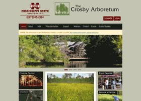 crosbyarboretum.msstate.edu