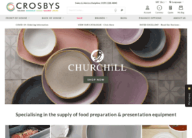 Crosbys.co.uk