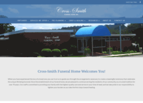 cross-smithfuneralhome.com