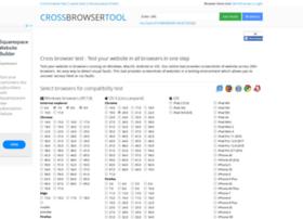 crossbrowsertool.com