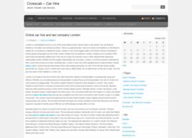 crosscab.wordpress.com