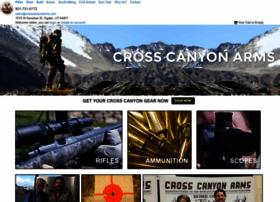 crosscanyonarms.com