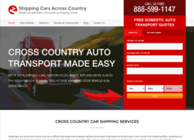 crosscountrycarshipping.com
