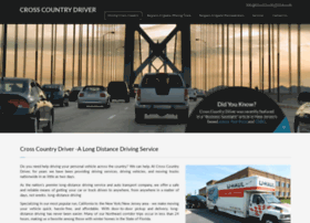 crosscountrydriver.com