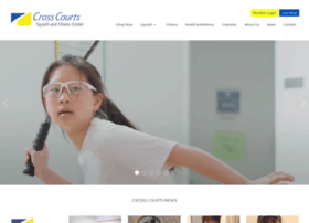 crosscourtsquash.com